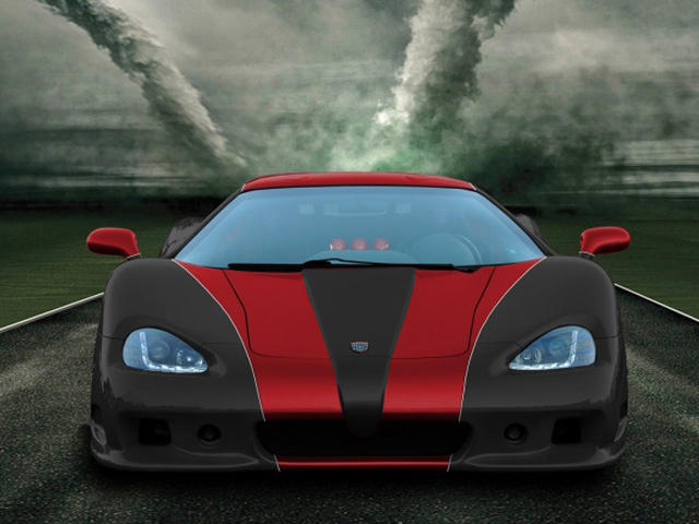 SSC Ultimate Aero XT3