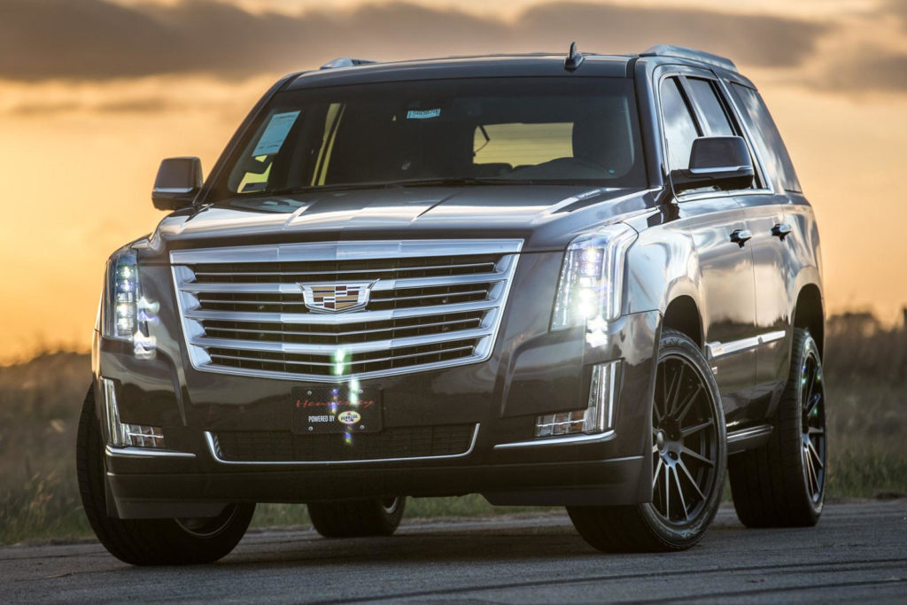 Hennessey Escalade HPE800